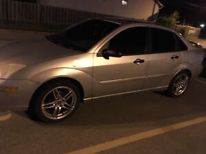 2000 Ford Focus LOW KM