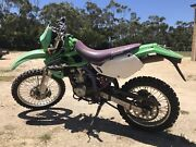 Kawasaki KLX250 Farm Bike Gorae Glenelg Area Preview