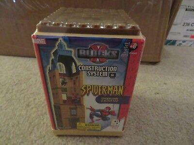 Popular Toys Marvel X Blocks Construction System Spiderman Vs Black Cat 2004