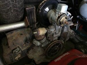 single port 1600 vw motor