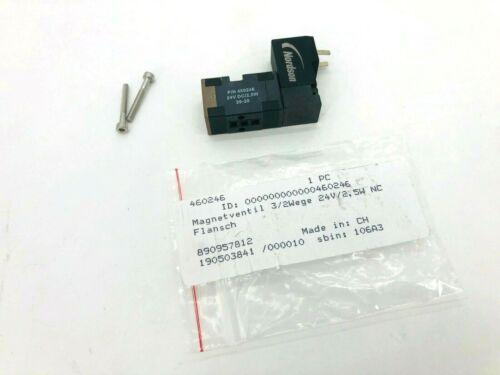New Nordson 460246 Solenoid Valve 24V 2.5 Watt