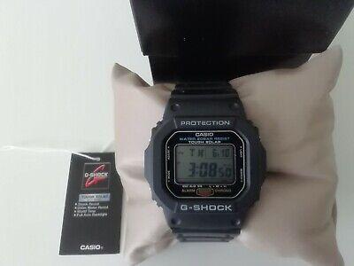 Casio g shock dw5600e-1dr Solar Watch