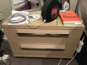 Quality Bedside Table Sandy Bay Hobart City Preview