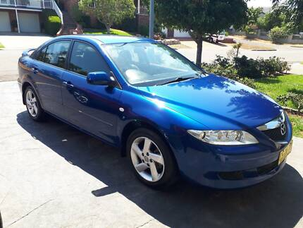 2005 Mazda Mazda6 Sedan Tamworth Tamworth City Preview