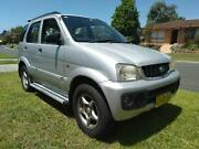 2003 Daihatsu Terios SUV Dapto Wollongong Area Preview
