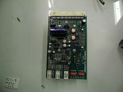 Charmilles / Wandfluh Erowa EDM Tool Changer PC Board, 1.105.E__-B, 1.105.E (2)