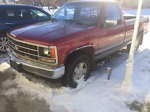 91 chev 4x4 for sale