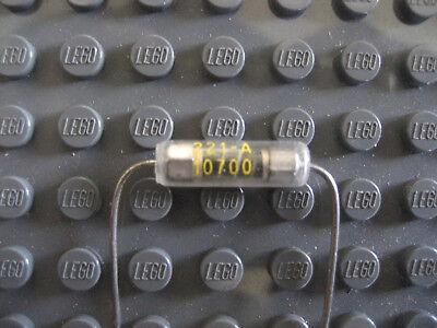 10 x 10.7K Ohms NOS Western Electric 1/3 Watt Metal Film Resistors!