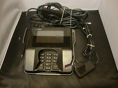 Verifone Mx 915 Credit Card Machine 132-601-00-r Complete W Cords