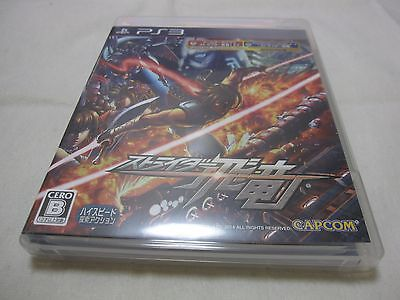 7-14 Days to USA Airmail. USED PS3 Strider Hiryu Japanese English Ready Version