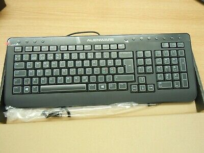 Alienware Gaming Keyboard 0CHTVD Nordic layout