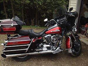 1991 Electra glide