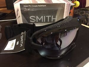 Smith virtue Asian fit snowboard goggles