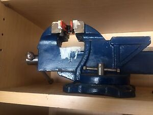 Steel Bench Vice