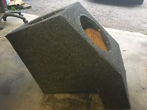Dodge Dakota sub box  OBO