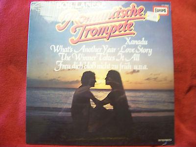 Bob Lanese - Romantische Trompete   Europa   LP    OVP   NEU