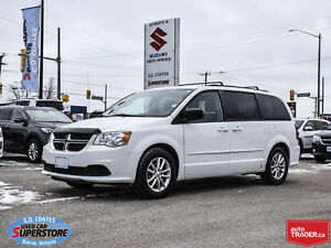 2014 Dodge Grand Caravan SXT ~Full Stow 'N Go ~DVD ~Backup Camer