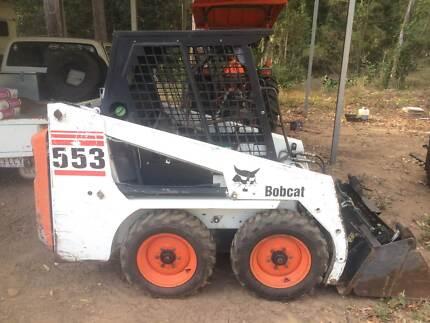 2002 Bobcat 553 For Sale Gold Coast Region Preview