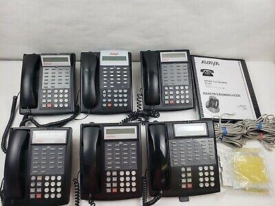 Avaya Partner Acs Phone System W5 18ds 1 34d Guide Plus Extras