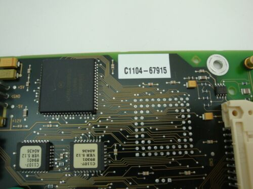 HP HP C1104-67915 Controller PCA Board. Good Condition & Tested! 2200MX Library