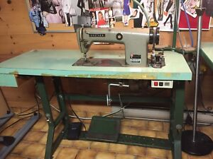 Industrial Sewing machine, Straight stitch, Brother