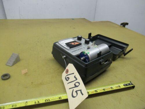 VibroPac I Vibration Meter (CTAM #6795)