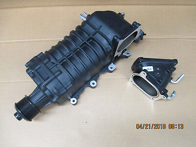 Ford 5 4 Supercharger - 7R3V-6F066-DB w/Elbow, use