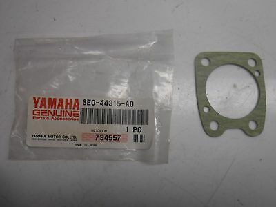 Yamaha Outboard Water Pump Gasket P.N. 6E0-44315-A0-00 Fits 1992-2002 4hp-5hp
