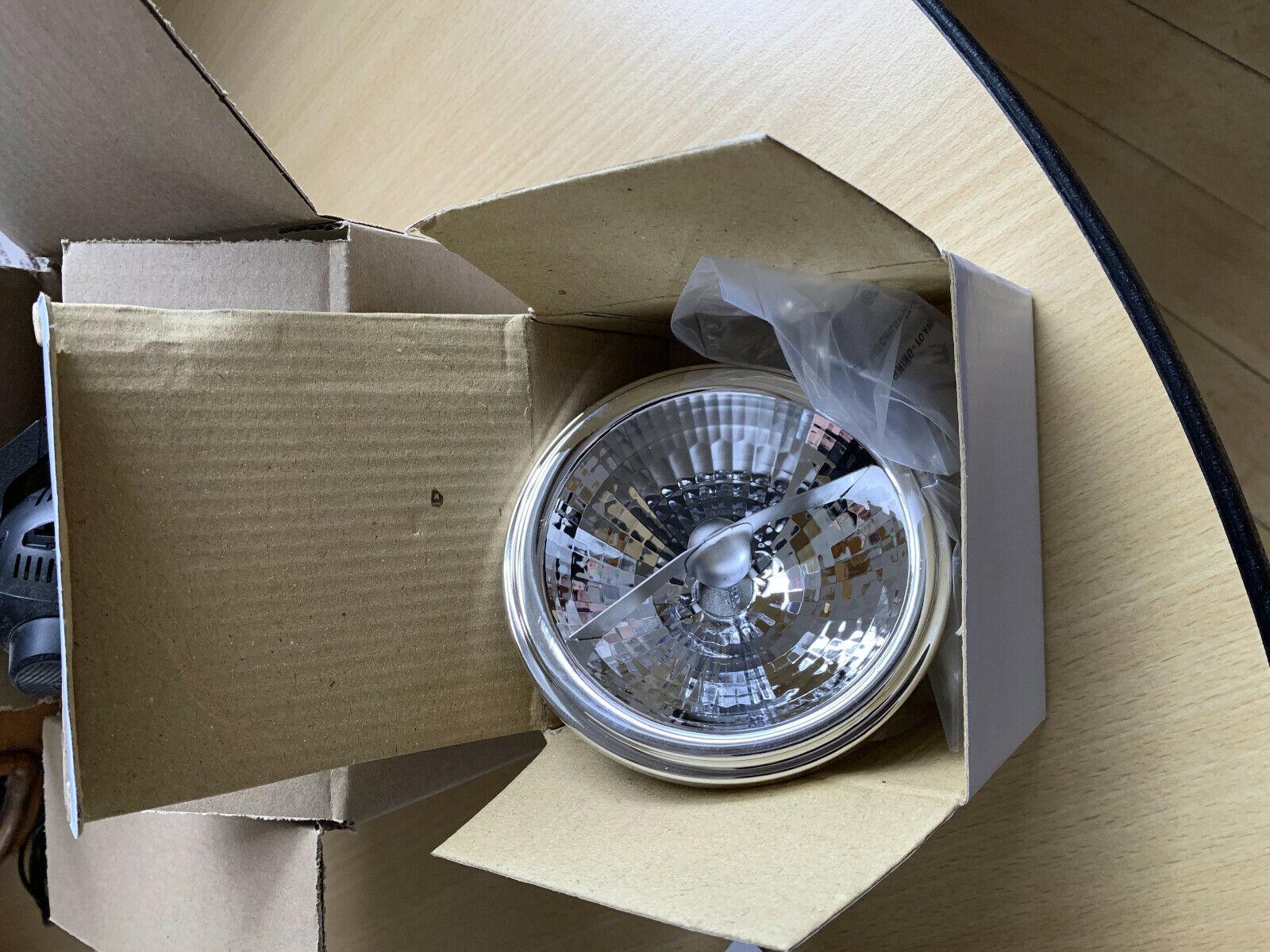 SLV 560674 QR111 G53 Retrofit LED 4000K 40° Weiss
