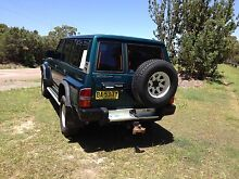 1996 Nissan Patrol Wagon Petrol and LPG a complete package for yo Noraville Wyong Area Preview