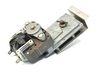 Bunn Cappuccino Expresso Machine Auger Gear Motor 26754.0000 Zgm-3071-2 115v Ac