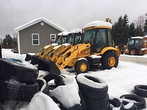 2004 JCB217 backhoe for sale 4x4