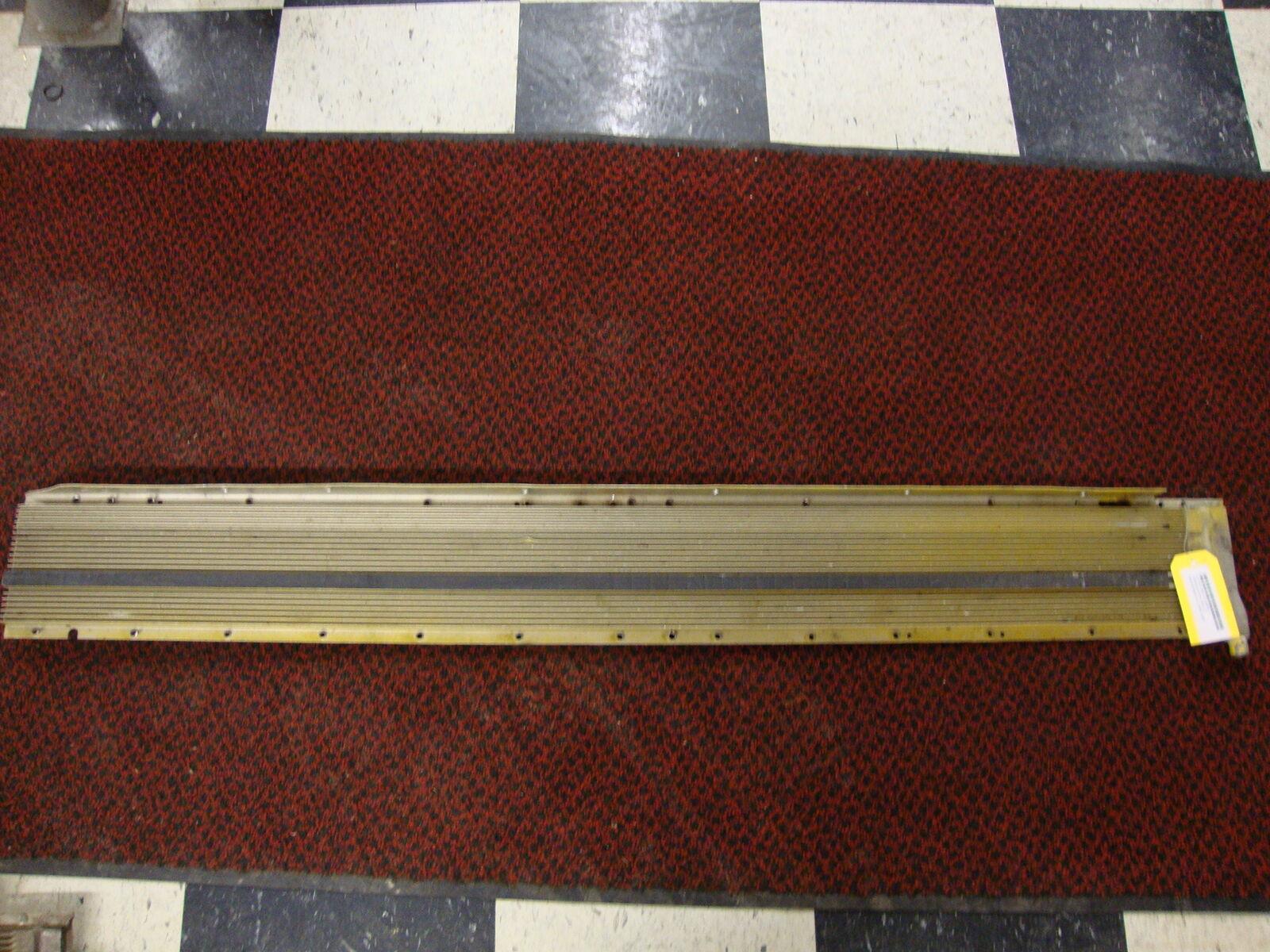 1996 Ski-Doo MXZ 583 LEFT SIDE HEAT EXCHANGER RADIATOR 517280501