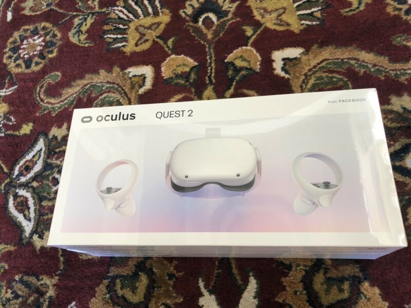 IN HAND Oculus Quest 2 - 64gb Ready To SHIP