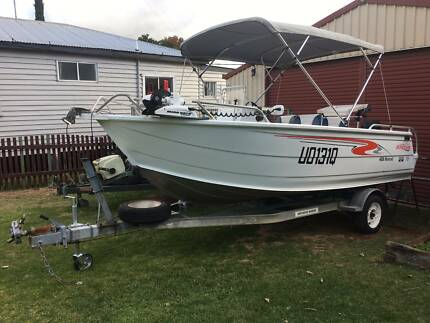 Fishing or Fun Stacer 489 Nomad Side Console