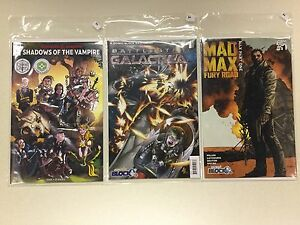 Exclusive Comic Books