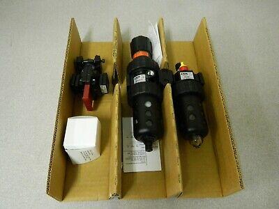 Parker 38 Npt Port Intermediate Filterregulator-lubricator Frl Unit 51018026