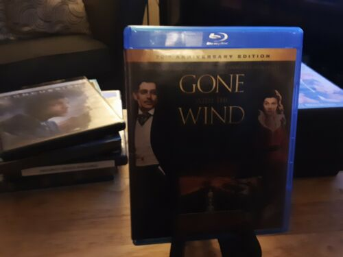 Gone With The Wind Blu-ray Disc, 2010, 70th Anniversary Edition  - $7.00