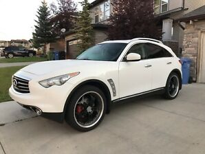 2012 Infiniti FX35 AWD V6 SUV - Loaded *MINT*