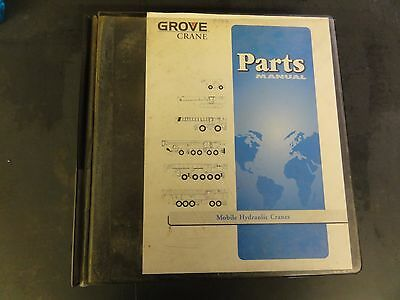 Grove Model Rt740 Parts Catalog