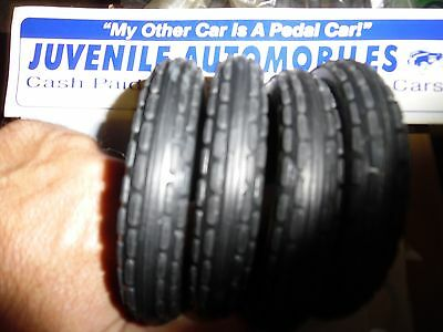 Best American Tires Ever For Pressed Steel Toy Trucks! I Love Pedal