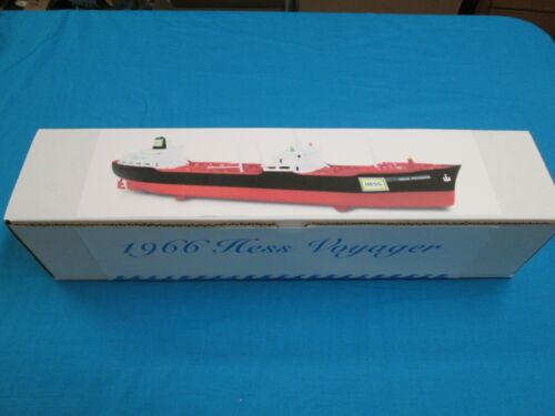 1966 Hess Voyager Reproduction Box    SHIP and INSERTS NOT INCLUDED