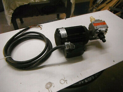 3 Phase Electric Motor W Angle Reducer 5717