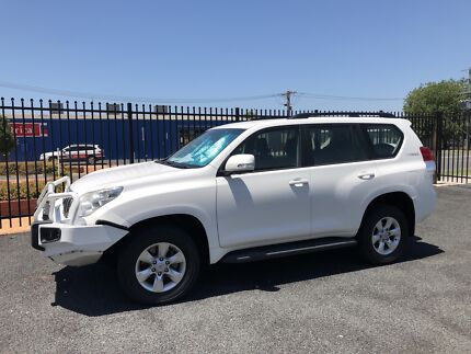 Toyota Prado GXL 6 speed manual with extras Inverell Inverell Area Preview