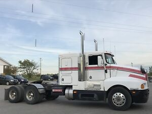 Kenworth t600  1995 flat top