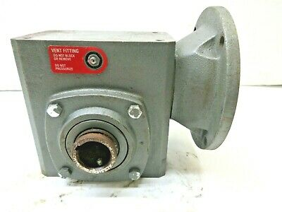Baldor Right Angle Worm Gear Speed Reducer Hf-921-7.5-b5-h104 7.51 2.29 Hp