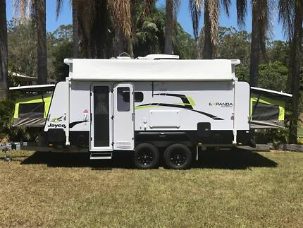 Jayco Expanda Outback 2015 17ft Pop Top 17.56-2(OB) Wurdong Heights Gladstone City Preview