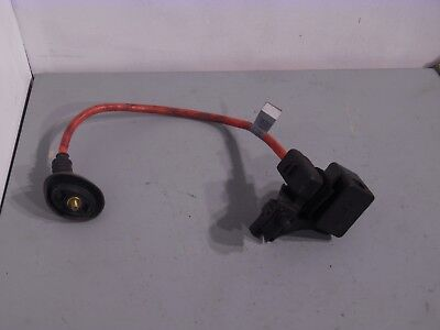 2001-2006 BMW E46 M3 POSITIVE BATTERY TERMINAL AND BONNET SWITCH 6910543