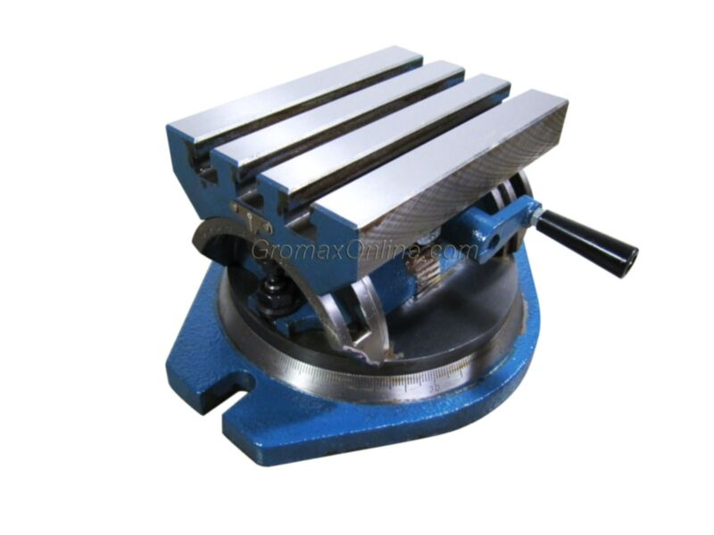 Tilting Table With Swivel Base For Milling Machines: Hap-180s