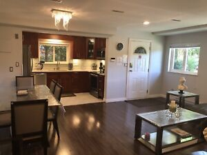 Luxury Furnished 2 bdr. 1 bth. Suite in West Vancouver